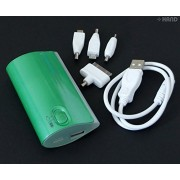 Mano® JY-025200mAh Alta Capacidad Banco De La Energía, cargador de batería externa portátil con linterna-para teléfono móvil, iPhone, iPad, iPod, Blackberry, MP3/4, cámara, reproductor de juego, etc