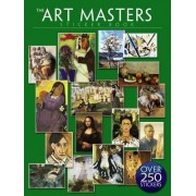 The Art Masters Sticker Book: Over 250 Stickers by Dover