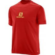 Salomon Stroll Logo Ss Tee