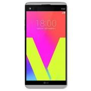 "Telefon Mobil LG V20, Procesor Quad-Core 2.15GHz / 1.6GHz, IPS LCD Capacitive touchscreen 5.7"", 4GB RAM, 64GB Flash, 16MP Dual, Wi-Fi, 4G, Dual Sim, Android (Argintiu)"