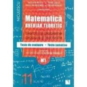 Matematica cls 11 M1 Breviar teoretic ed.2016 - Valentin Nicula Petre Simion