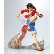 One Piece Attack Motions Vol. 6 - Battle of Deep Sea Monkey D. Luffy Figure