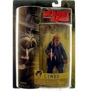 7 Limbo Action Figure with Shackles and Capture Staff! - Planet of the Apes
