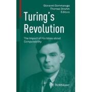 Turing's Revolution 2015 by Giovanni Sommaruga