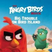 The Angry Birds Movie: Big Trouble on Bird Island by Sarah Stephens
