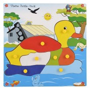 Skillofun Theme Puzzle Standard Duck Knobs, Multi Color