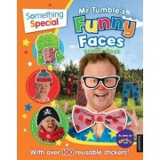 Something Special: Mr Tumble's Funny Faces Sticker Book by Egmont Publishing UK