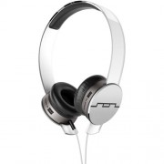 SOL REPUBLIC TRACKS HDON-EAR HEADPHONE WITH V10 ENGINE (WHITE)