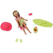 Polly Pocket- Island Adventure Doll