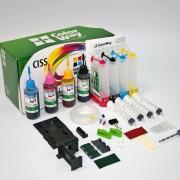 CISS pre Canon MP230 / IP2700 (PG510/512 - CLI511/513) s atramentmi