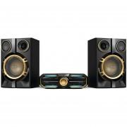 MINICOMPONENTE PHILIPS FX50X/77 - MP3/WMA/CD(RW), FM/AM, USB, 1200W