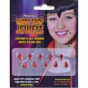 Bloeddruppel juwelen 10 stuks