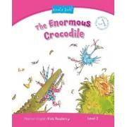 The Enormous Crocodile: Level 2 by Caroline Laidlaw