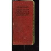 Saalfield's Standard Vestpocket Webster Pronouncing Dictionary