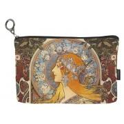 Geantă cosmetice Art Nouveau
