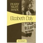 Deadly Nightshade by Elizabeth Daly