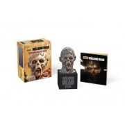 The Walking Dead: Mini Groaning Walker Head by Running Press