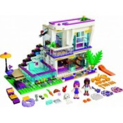 Set Constructie Lego Friends Casa Vedetei Pop Livi