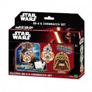 Aqua Beads - Star Wars BB-8 és Chewbacca