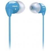 Casti Stereo Philips SHE3590BL/10 (Albastru)