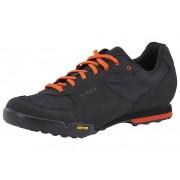 Giro Rumble VR Shoes Men black/glowing red 39 Mountainbike Schuhe