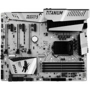 Placa de baza MSI Z170A MPower Gaming Titanium, Intel Z170, LGA 1151