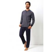 Мъжки памучен комплект Dante - фланела и панталони