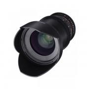 Obiectiv Samyang 35mm T1.5 VDSLR II pentru Nikon