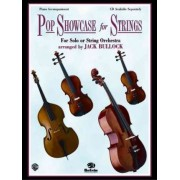 Pop Showcase for Strings (for Solo or String Orchestra) by Jack Bullock