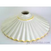 Piatto ceramica grande vf7