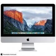COMPUTADOR ALL IN ONE IMAC INTEL CORE I5 HD 1TB TELA 4K 21 IOS X