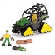 ERTL Toys Off-Road Gator Adv- Whld Gator Only