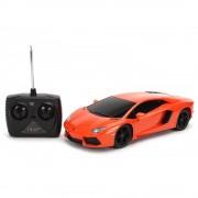 Lamborghini Aventador LP 700-4 - Oranj - Radiocomandat - Gama XQ 1:18