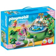 Playmobil Playmobil Super Set Fairy Fountain