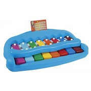 Simba Play & Learn 104011879 - Simba Baby Play and Learn, La mia prima pianola