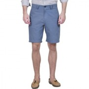 Forest Club Solid Men's Grey Basic Shorts