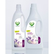 Pachet Detergent + Balsam rufe cu nuci de sapun - Lavanda