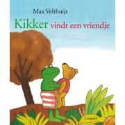 Kikker vindt een vriendje, Max Velthuijs