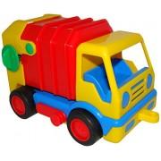 Cavallino 37640 - Basic Camion Porta Rifiuti in Scatola