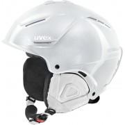 UVEX p1us pro WL Kask snowboard Kobiety biały Kaski narciarskie