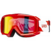 UVEX flizz LM goggles rood Goggles