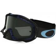 Oakley Crowbar MX Gogle niebieski/czarny Gogle