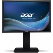 "Monitor LED Acer 22"" B226WLymdr, DVI, VGA, 5ms, Boxe (Gri Inchis)"
