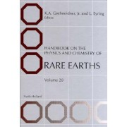 Handbook on the Physics and Chemistry of Rare Earths: Volume 21 by Professor Karl A. Gschneidner