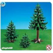 Playmobil Large & Small Pine Trees