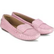 Clarks Dunbar Grandby Women Loafers(Pink)