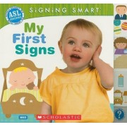 My First Signs by Dr Michelle Anthony