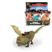 Dragones - Mini Battle Dragon - Figuras de batalla - Selección del dragón, Dragons:Grump