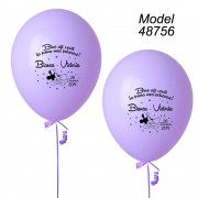 Baloane Personalizate Botez Minnie