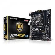 Carte mre GA-Z170-HD3P ATX Socket 1151 Intel Z170 Express - SATA 6Gb/s + M.2 + SATA Express - USB 3.1 - 2x PCI-Express 3.0 16x